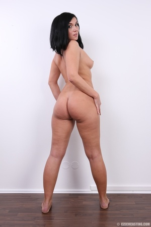 Lusty and sexy black hair chick with sex - XXX Dessert - Picture 19