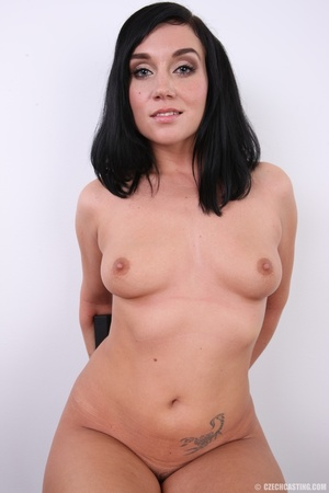Lusty and sexy black hair chick with sex - XXX Dessert - Picture 22