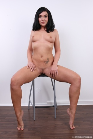 Lusty and sexy black hair chick with sex - XXX Dessert - Picture 23