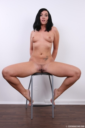 Lusty and sexy black hair chick with sex - XXX Dessert - Picture 24