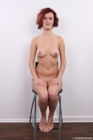 Young and beautiful redhead with sexy sm - XXX Dessert - Picture 18