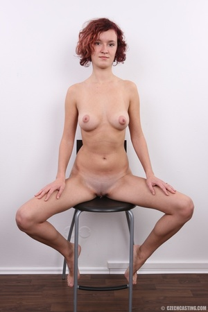 Young and beautiful redhead with sexy sm - XXX Dessert - Picture 19