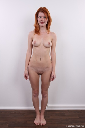 Sweet looking redhead with pleasant body - XXX Dessert - Picture 19