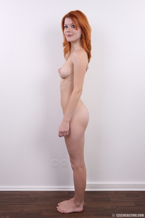 Sweet looking redhead with pleasant body - XXX Dessert - Picture 20