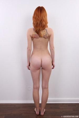 Sweet looking redhead with pleasant body - XXX Dessert - Picture 21