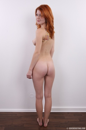 Sweet looking redhead with pleasant body - XXX Dessert - Picture 22