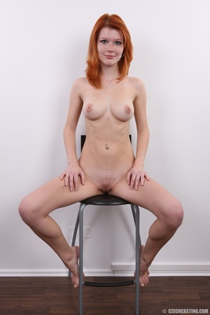 Sweet looking redhead with pleasant body - XXX Dessert - Picture 24