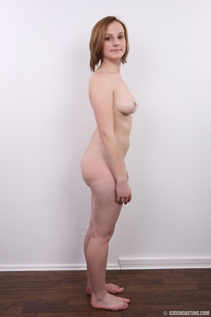 Fleshy sexy chick shows hot looking puss - XXX Dessert - Picture 15