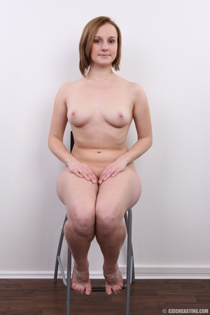 Fleshy sexy chick shows hot looking puss - XXX Dessert - Picture 18