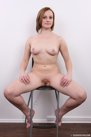 Fleshy sexy chick shows hot looking puss - XXX Dessert - Picture 19