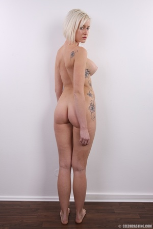 Tall, sexy tattooed blonde with perfect  - XXX Dessert - Picture 18