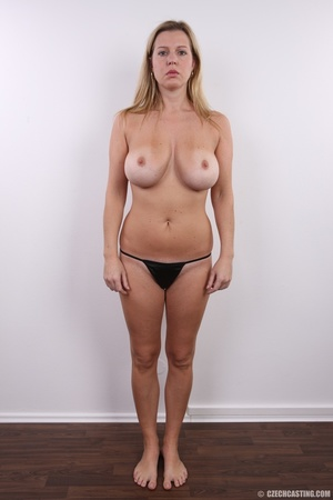 Slim blonde with incredible big boobs sh - XXX Dessert - Picture 10