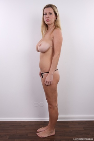 Slim blonde with incredible big boobs sh - XXX Dessert - Picture 11