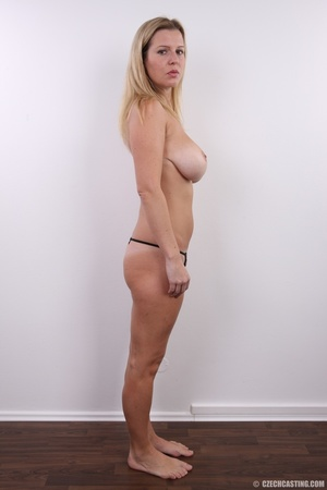 Slim blonde with incredible big boobs sh - XXX Dessert - Picture 12