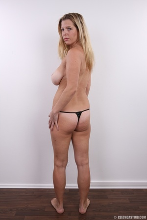 Slim blonde with incredible big boobs sh - XXX Dessert - Picture 14