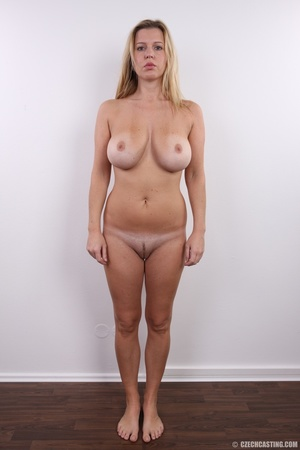 Slim blonde with incredible big boobs sh - XXX Dessert - Picture 19