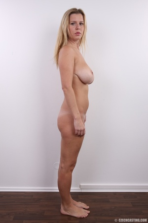Slim blonde with incredible big boobs sh - XXX Dessert - Picture 20