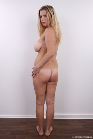 Slim blonde with incredible big boobs sh - XXX Dessert - Picture 22