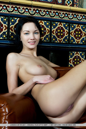 Stunning beauty with erotic hairy pussy, - XXX Dessert - Picture 12