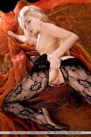 cute erotic blonde sexy