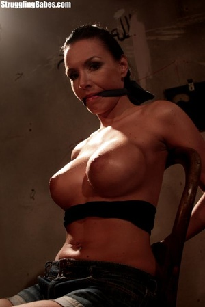 Big tits slut loves to be grabbed and us - XXX Dessert - Picture 12