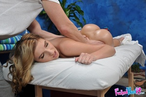 Dirty blonde loves showing off her pink  - XXX Dessert - Picture 6
