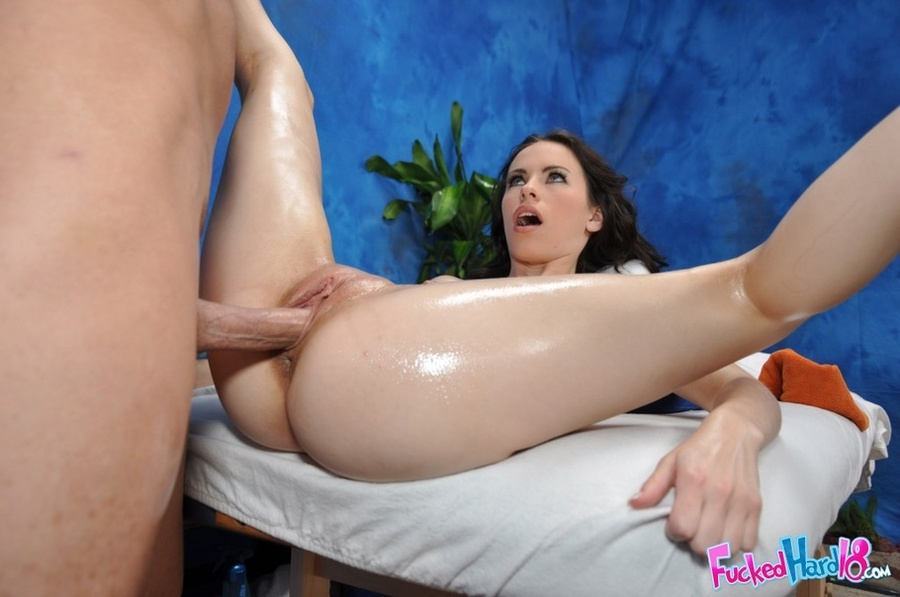 Fucked with big dick