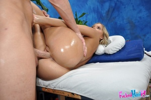 His touch makes her ask for his big cock - XXX Dessert - Picture 12