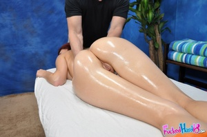 Kinky redhead wants her big tits massage - XXX Dessert - Picture 7