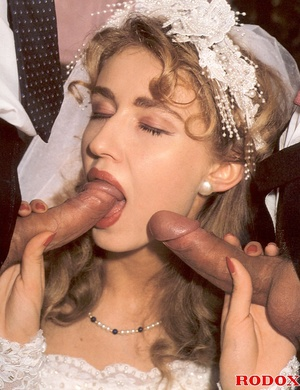 Bride fucked at her wedding by the groom - XXX Dessert - Picture 8