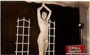 Pretty vintage naked professional models - XXX Dessert - Picture 5
