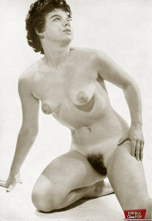 Daring vintage chicks with hairy pussies - XXX Dessert - Picture 3
