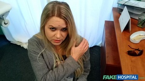 Naive blondie gets her pussy and ass fin - XXX Dessert - Picture 3