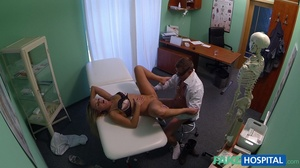 Naive blondie gets her pussy and ass fin - XXX Dessert - Picture 19