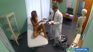 Horny doctor adores licking his cute pat - XXX Dessert - Picture 20