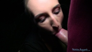 Magnificent blonde babe swallowing dick  - XXX Dessert - Picture 10