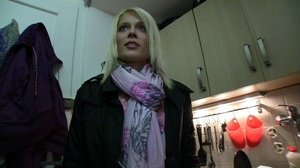 Foxy blonde with tasty small tits gets h - XXX Dessert - Picture 5