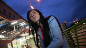 Tangy black haired teen with gorgeous bo - XXX Dessert - Picture 14