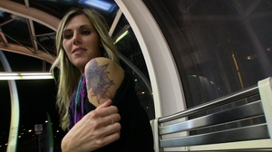 Hot tattooed blonde receiving a big cock - XXX Dessert - Picture 14
