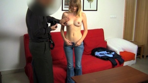 Randy blonde cutie really loves getting  - XXX Dessert - Picture 4