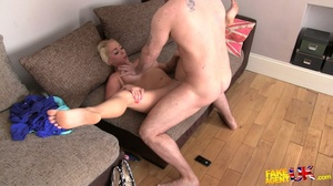 Randy blonde milf loves how he is satisf - XXX Dessert - Picture 12