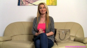 Majestic blonde teen with gorgeously for - XXX Dessert - Picture 2