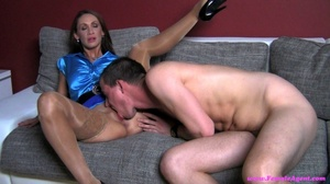 Horny brunette just wants to get hardcor - XXX Dessert - Picture 5