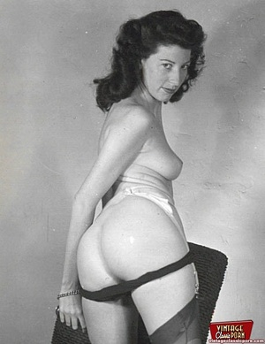 Beautiful vintage sweetheart bottoms pos - XXX Dessert - Picture 3