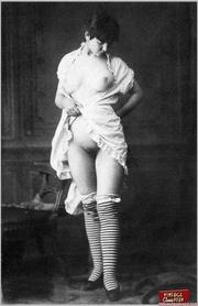 vintage chicks their underwear