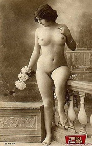 full frontal vintage nudity