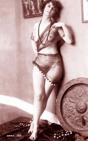 several vintage exotic performers