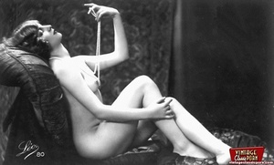 Some real vintage horny artistic erotica - XXX Dessert - Picture 1