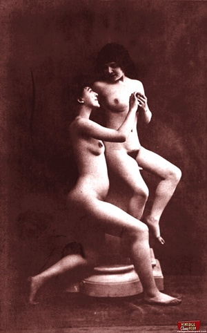 Some real vintage horny artistic erotica - XXX Dessert - Picture 3