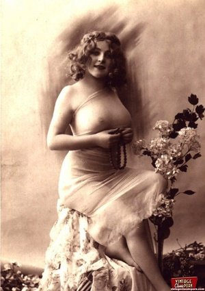 Some real vintage horny artistic erotica - XXX Dessert - Picture 4